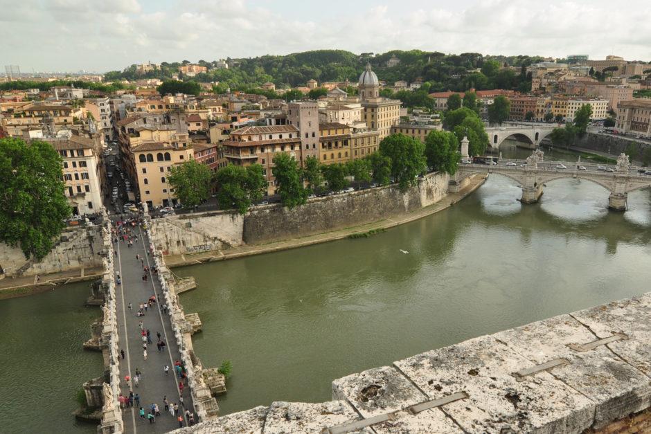 Rím a Vatikán 2014