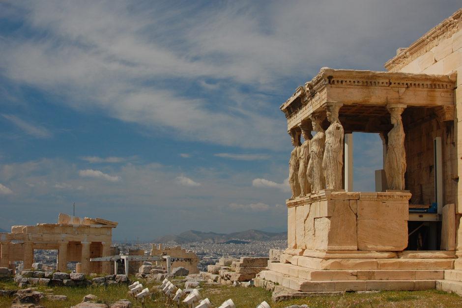 Atény 2016