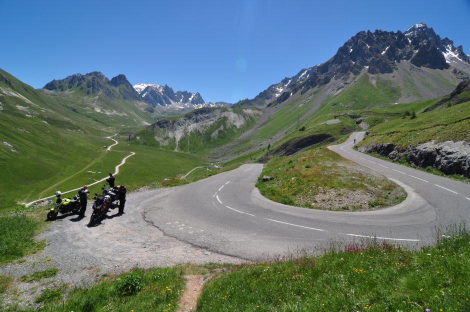 Francúzske Alpy 2015